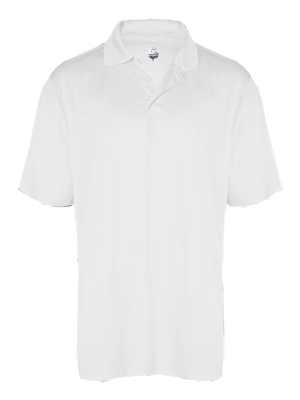 """Badger Adult """"C2"""" Label Polo"""